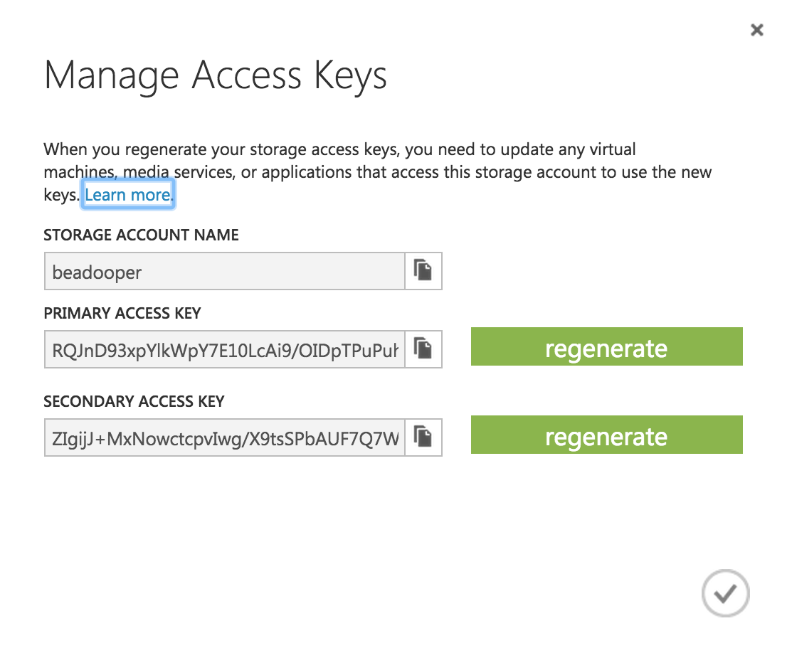 Be a Dooper! | How to Connect Hadoop to an Azure storage account